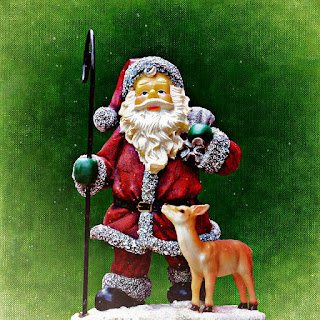 HD Wallpaper of Santa Claus Download