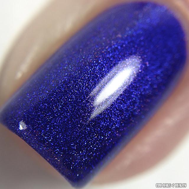 Glisten & Glow-Purple Rose