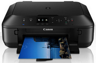 Canon PIXMA MG5640 Driver Free Download