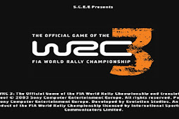 WRC 3 the Official Game PS2/PCSX2/Damon ISO [2.18 GB]