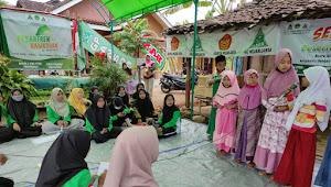 Sukses menyelenggarakan Kegiatan PESANTREN RAMADHAN GP Ansor Ranting Pagerharjo & PR IPNU IPPNU PAGERHARJO