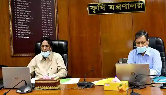 জরুরি অবস্থায় ফুড সাপ্লাই চেইন অব্যাহত রাখতে উন্মুক্ত কৃষি মার্কেটপ্লেস 'ফুড ফর ন্যাশন-Food For Nation (foodfornation.gov.bd)' উদ্বোধন