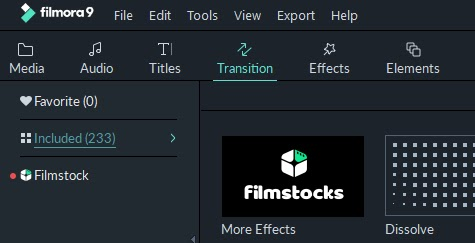 200 + Filmora Transitions list | How to add transitions?