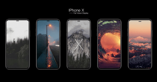 Apple , iPhone X , Review , The Features , High price , Great design , Apple fans , Screen , The LCD screens , the OLED display , design , Face ID , highlights , More power ,