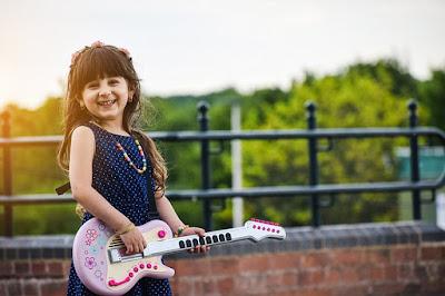 kecerdasan musik pada anak