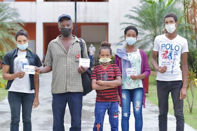 ITSC continúa jornada de vacunación contra COVID-19
