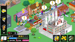 The Simpsons™ Tapped Out Mod Apk Hacking Donuts