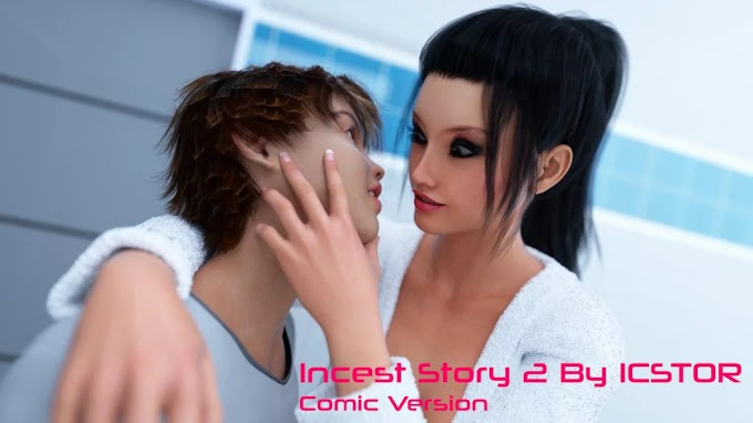 Incest Story 2 by ICSTOR (Comic Version Part 1)