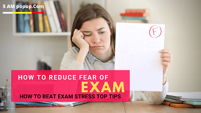 How To Beat Exam Stress? Top Tips In Hindi
