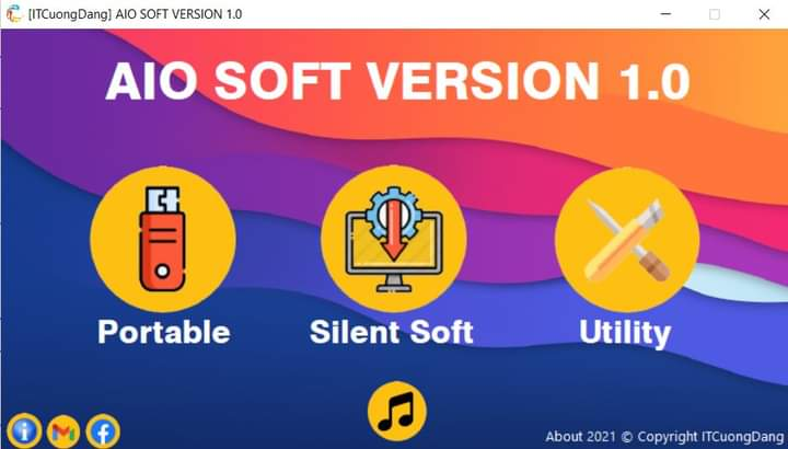 Download Aio Soft 2021 Version 1.0 By ITCuongDang
