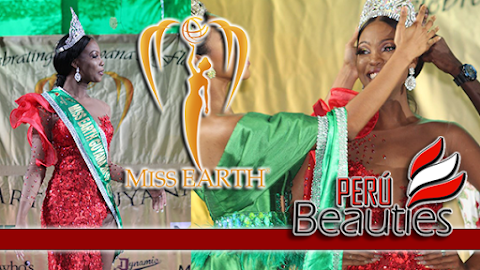 Faydeha King es Miss Earth Guyana 2019