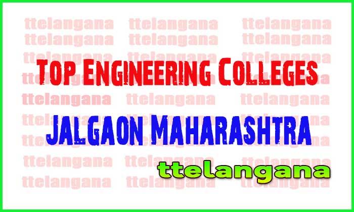 Top Engineering Colleges in Jalgaon Maharashtra