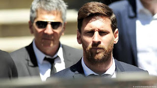 Messi's dad denies audio confession about Leo moving from Barcelona to Man City published in Argentine newspaper