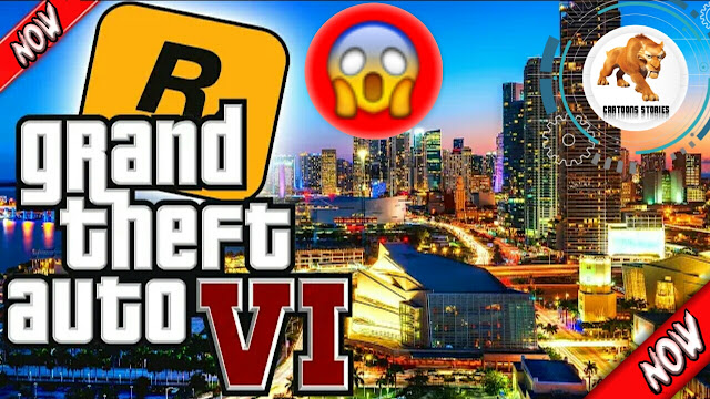The date for the legendary GTA 6 game to be released   Very close !!