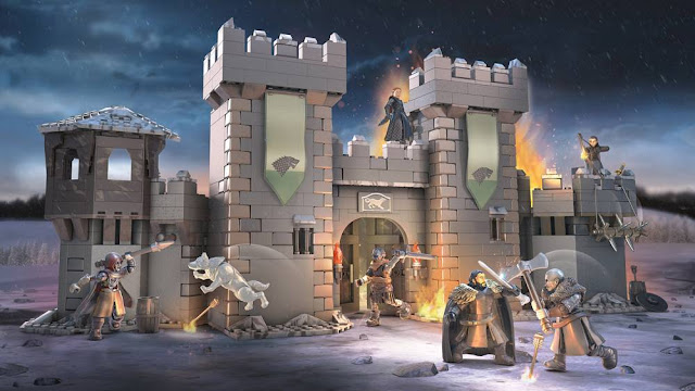 Game of Thronse: Battle of Winterfell