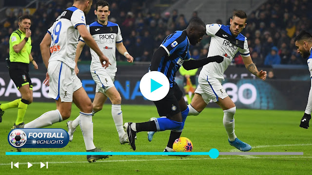 Inter vs Atalanta – Highlights