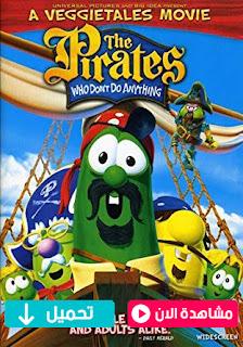 مشاهدة وتحميل فيلم The Pirates Who Don't Do Anything: A VeggieTales Movie مترجم عربي