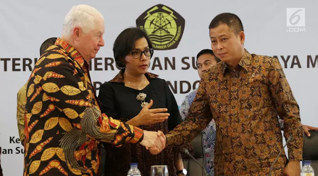 """Dibalik Berita Freeport """"Tunduk"""" pada Jokowi, Ternyata Diberi Ijin Keruk Emas RI Hingga 2041"""
