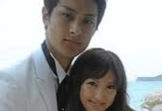 Darvish And His Ex Wife Saeko