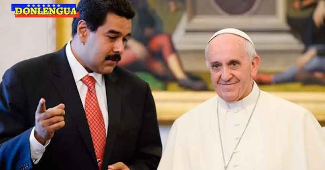 Le enviaron una carta con tres balas al Papa Comunista