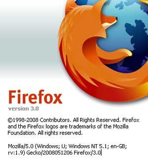 Mozilla Release Firefox 3 RC1
