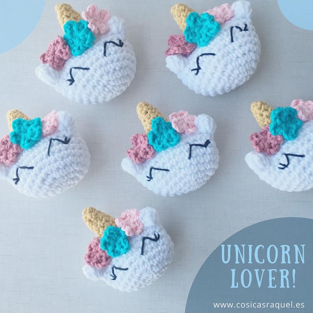 Patrón de crochet / Amigurumi Muñeca Unicornio - Candy y Mint ... | 997x997