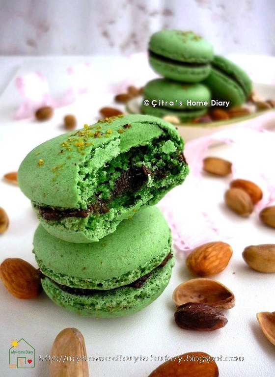 Pistachio Macarons Recipe Food Network