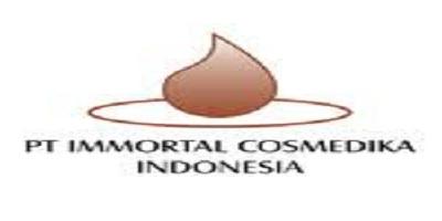 Lowongan Kerja D3 PT Immortal Cosmedika Indonesia