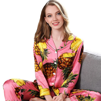 Stylish Pajamas and Sleepwear from Freedomsilk