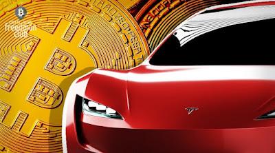 Tesla снова можно купить за Bitcoin