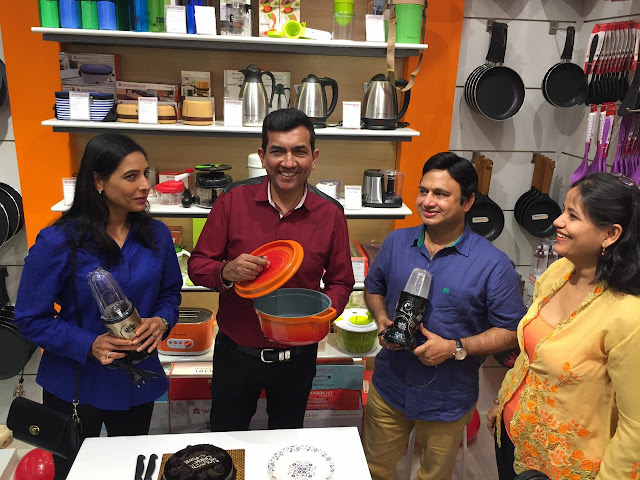 Food, Store Launch, Wonderchef, Chef Sanjeev Kapoor, Kitchenware, Cookware, Pune, Phoenix Market City