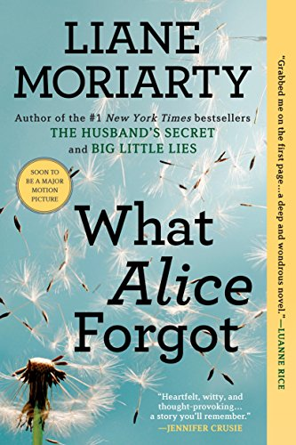 What Alice Forgot by Liane Moriarty pdf
