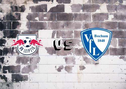 RB Leipzig vs Bochum  Resumen