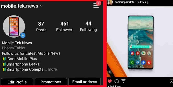 How to enable dark mode on  Instagram?