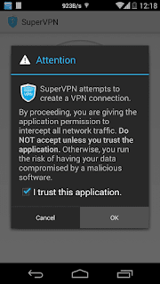 SuperVPN Free VPN Client v2.5.4 APK is Here !