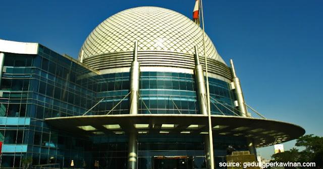 Smesco Convention Hall gedung pernikahan