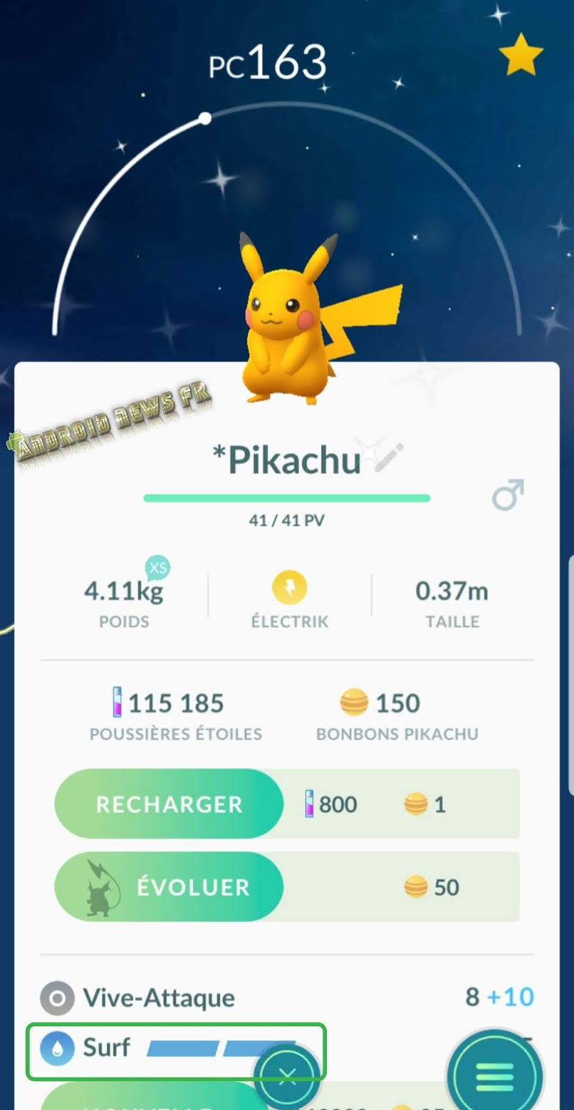 Pikachu, shiny, legacy, Surf
