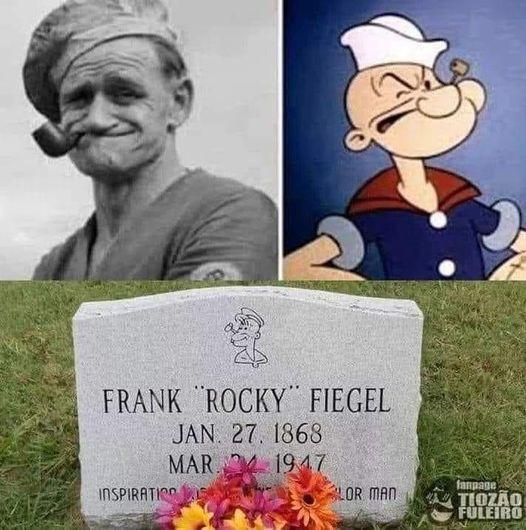 """Ele existiu! A verdadeira história de """"Popeye"""""""