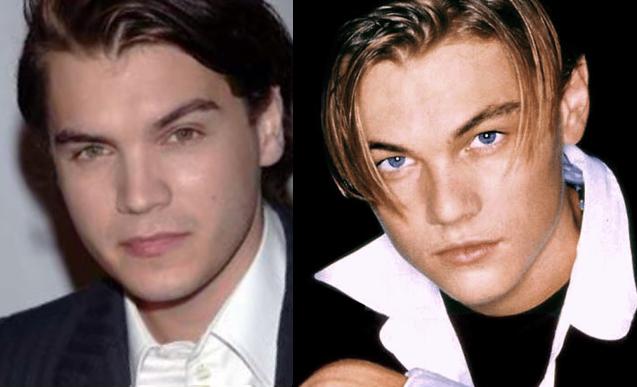 Emile Hirsch e Leonardo DiCaprio