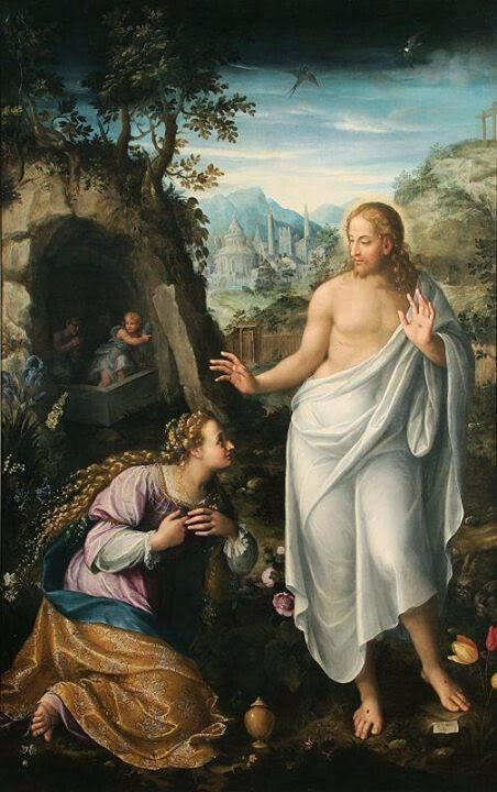 Noli Me Tangere (1616), Fede Galizia