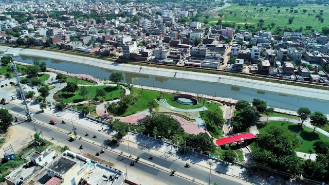 Dravyavati River Project - River Rejuvenation