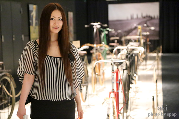 自転車博物館サイクルセンター <堺市堺区大仙中町>