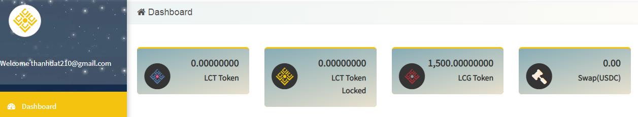 LCG-token
