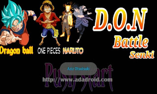 D.O.N Battle Senki by Aziz Apk
