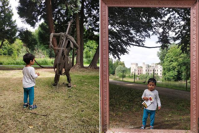 Jan Clement Natura Inspiratus Sculptures Meise Plantentuin