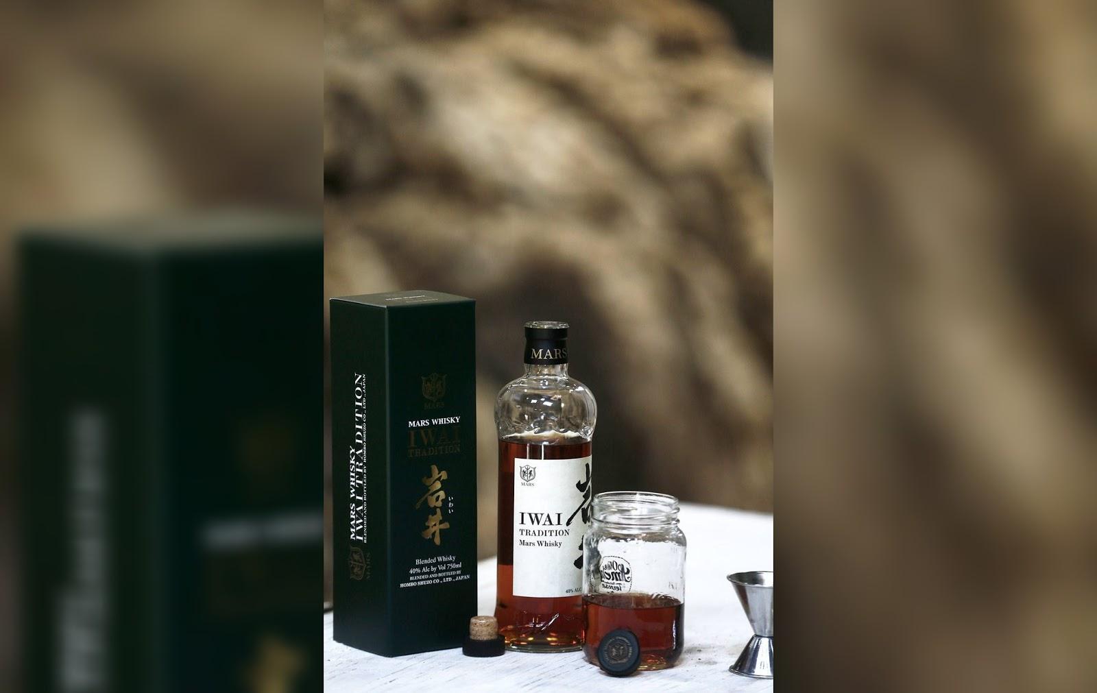 Llega a Chile el whisky japonés