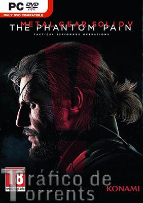 Baixar a Capa Metal Gear Solid V - The Phantom Pain PC