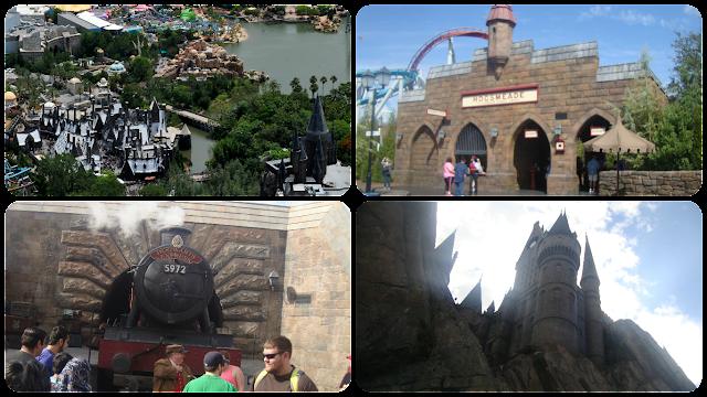 Hogwarts e Hogsmeade
