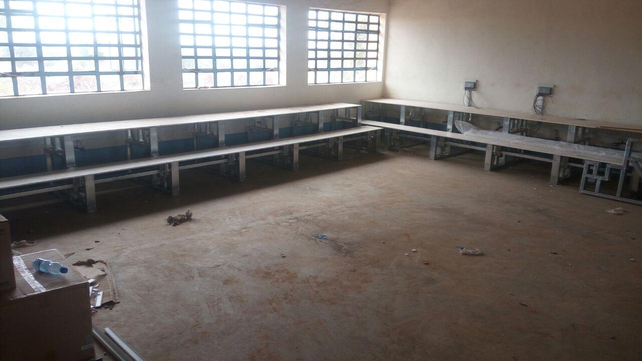 Ndandini Village Kenya Computer Labs Now Installed