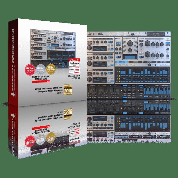 Dmitry Sches - Thorn v1.1.0 Full version